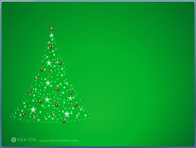 animated christmas tree with lights flashing and glowing hq free
