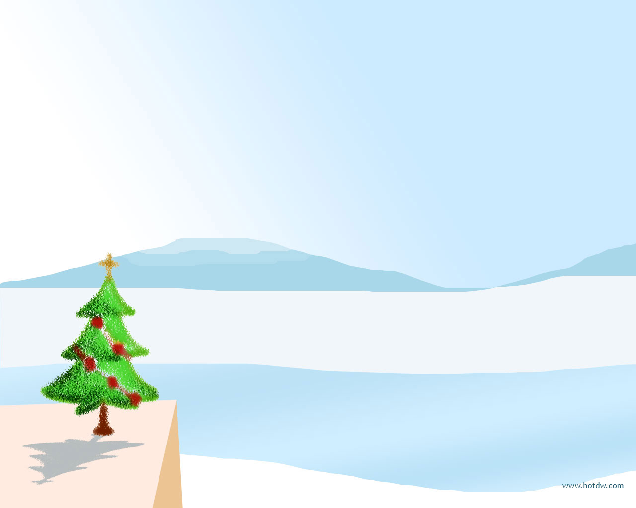 Free Christmas Tree Backgrounds For Powerpoint Social Ppt Templates