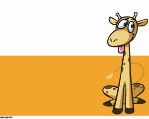 Giraffe cartoon powerpoint template free powerpoint templates hq giraffe cartoon powerpoint template free powerpoint templates toneelgroepblik Gallery