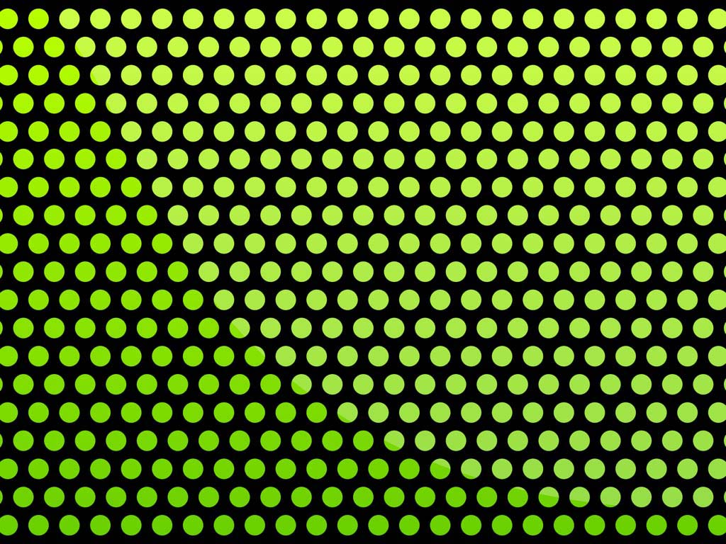 Green Background Pattern Dots HQ Free Download