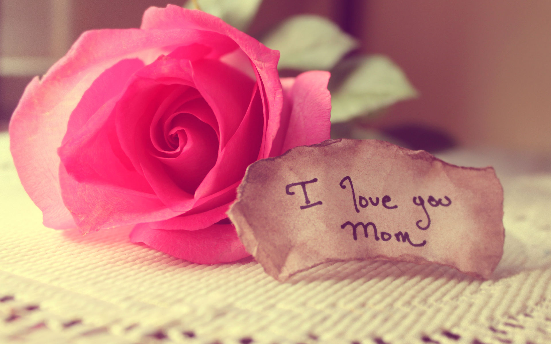 l love you mother s day wallpapers