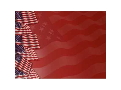 Americana Powerpoint Templates And Powerpoint Backgrounds 0711 #4430