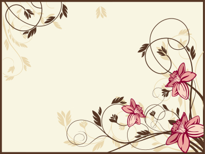 Background Powerpoint Flower Powerpoint Backgrounds Powerpoint