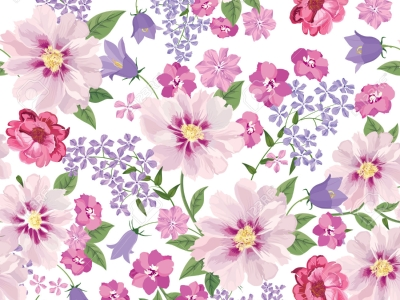 Flower Background Floral Tile Flowers For Background 1300 1300 Jpeg