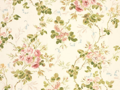 Background With The Sweet Pink Buds Derates Your Vintage Background