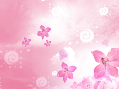 Beautiful Flowers Backgrounds For PowerPoint  Flower PPT Templates #3794