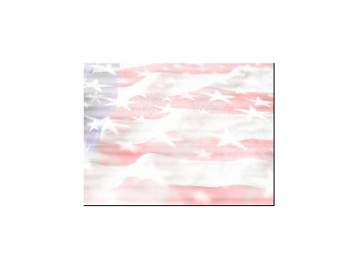 Flag Background  PPT Template Ppt,American Flag Background  PPT