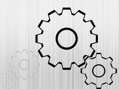 Gears For Engineering Backgrounds  Engineering  PPT Backgrounds