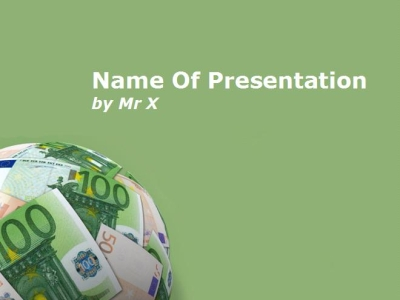Money For Powerpoint Backgrounds Which Can Be Used For Your Ppt Slides