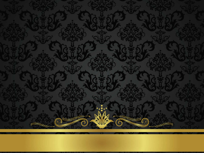 Photos  Design Background Patterns Gold And Black Background Design #5840