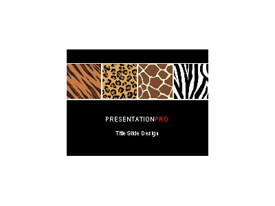 Photos  Print Free Powerpoint 151238 Animal Print S For Powerpoint