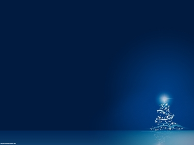 Powerpoint Christmas Backgrounds Blue Borders Ppt Background Pictures