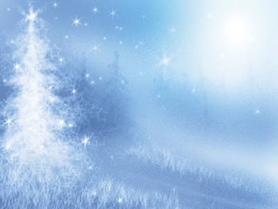 Winter with Tree Backgrounds  Christmas, Holiday  PPT Backgrounds #4706