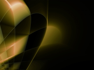 3D Abstract Gold Backgrounds  3D, Black, Yellow  PPT Backgrounds