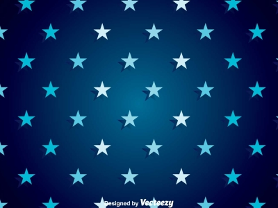 94451 Dark Blue Star Background Vector