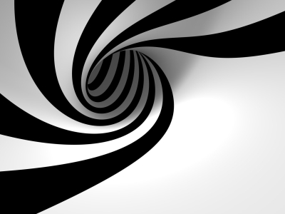 Abstract black and white background wirls wallpaper 2560x1600   #5784