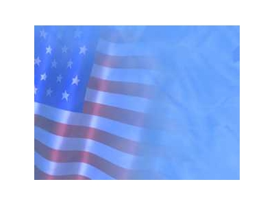 American Flag Powerpoint Background powerpoint templates and themes   #4431