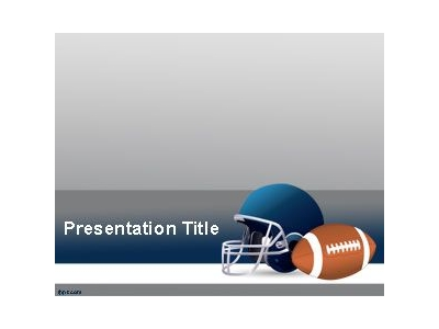 Football powerpoint background download free football backgrounds american football powerpoint template is a football ppt template toneelgroepblik Image collections