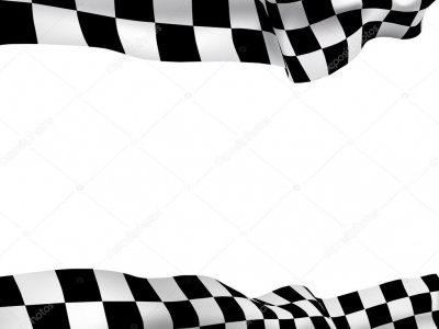 Background Checkered Flag — Stock Vector © Ola Ola #6266579