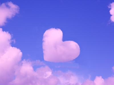 Backgrounds, Love The Clouds Download Power Point Backgrounds, Love
