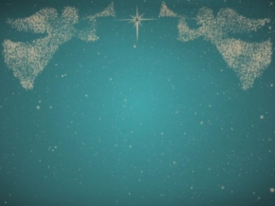 Christmas Angels Worship Backgrounds Preview For Angels Stars