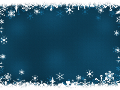 Christmas Background Blue Dark : Full HD desktop wallpaper : Wallinda #3521