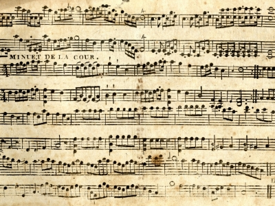 Classical Sheet Music Background Classical Sheet Music Background