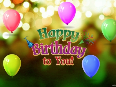 Download Free Happy Birthday Wallpaper Images  The Quotes Land