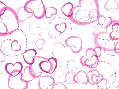 Feed Pictures  Hearts Pink Wallpaper Hearts Pink Desktop Background #3829