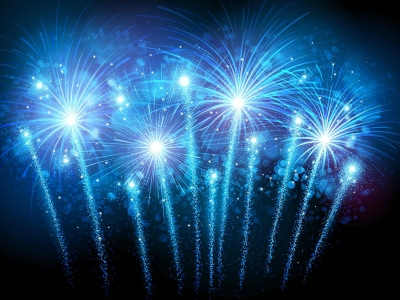 Fireworks Background Wallpapers  WIN10 THEMES