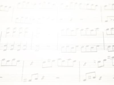 Free Sheet Music Background For PowerPoint