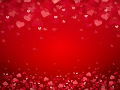 Free Stock Photo of Valentines Day Heart Pattern Background   #4278