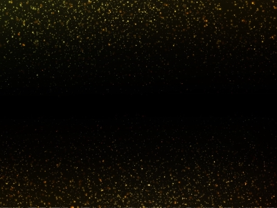Free Strass Vector, Gold Glitter Texture On Black Background   #5865