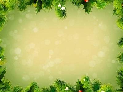 Green Christmas Background HD Wallpaper  HD Wallpapers Blog #3675