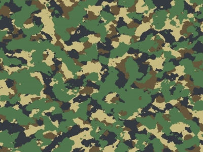 Green Effect Camouflage Background