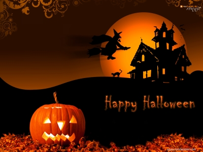 Halloween HD Wallpapers Halloween 2012 HD Desktop Pictures, Wallpapers   #3591