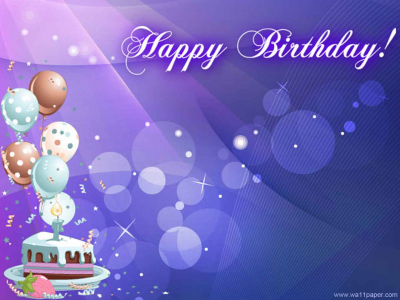 Happy Birthday Backgrounds Image  Wallpaper Cave #5687
