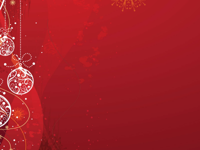 HD Red Christmas Background  Full HD Pictures
