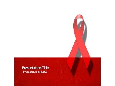 HIV Powerpoint Templates  Animated HIV Powerpoint Templates  HIV