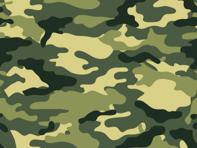 Illustrator Freebies: Camouflage Background Vector – Iniwoo