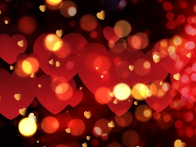 Love Background With Bokeh Effect Photo Free Download  626x626  jpeg #5380