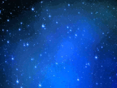 Midnight Stars Background Video Background Hd  Style Proshow Moon