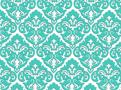 New York Office Supplies: Damask {my Favorite}