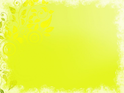 Nice Background Of Yellow Ornament Ppt Background For Presentation