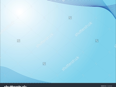 Nice Simple Aqua Background Great Powerpoint Stock Illustration