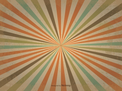 Old Retro Sunburst Background  Download Free Vector Art, Stock