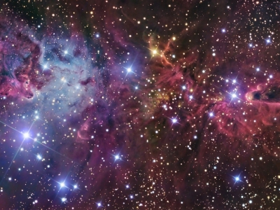 Outer Space Stars Hd Background 1 HD Wallpapers