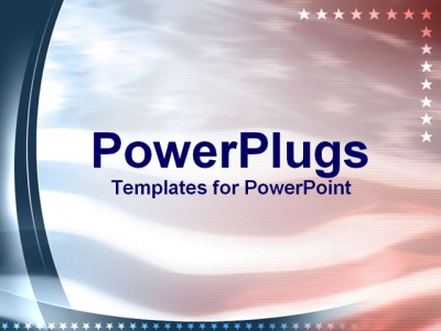 Pics Photos  Patriotic American Flag Ppt Backgrounds For