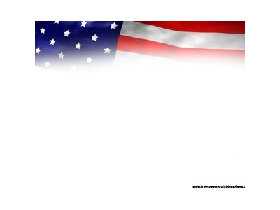 PPT PowerPoint Template Patriotic Powerpoint Background #4418