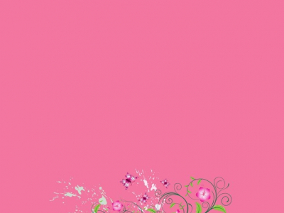 Pretty Pink Backgrounds  Powerpoint Presentation Backgrounds